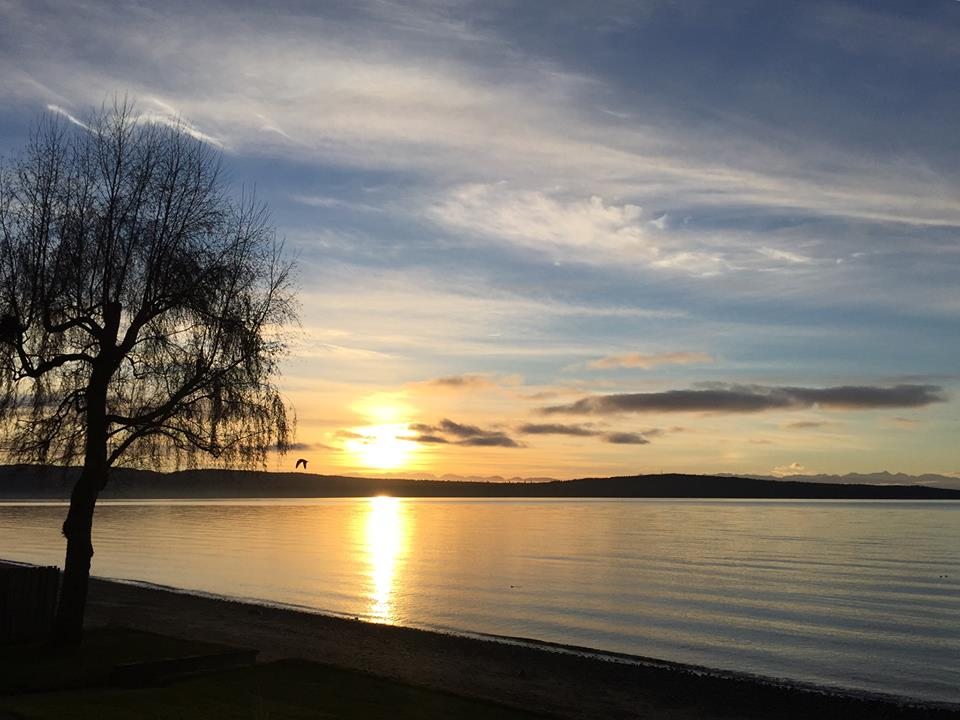 29 pics of Powell River sunsets that are just to die for