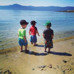 9 Reasons why I love raising my children in Powell River