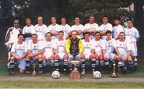 Powell River Villa 2000, Winners of the Jackson Cup