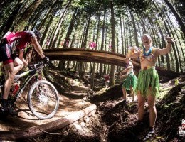 Bike ride of the month in Powell River: Suicide Creek and Aloha Trails