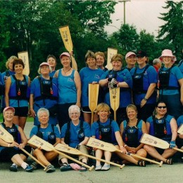 Ever wonder what all those women are doing paddling a dragon boat? The answer might inspire you.