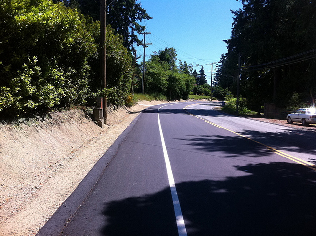 Highway in Sechelt - Photo by the Province of British Columbia on Flickr