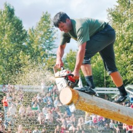 3 Reasons why logger sports should return to Powell River