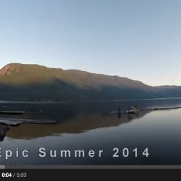 Experience an epic Powell River summer, all in just 5 minutes [video]