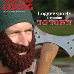 Powell River, You Did it: Logger Sports is Coming to Town