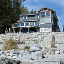 Vancouver couple opens up Powell River vacation rental property & proceeds to live the dream
