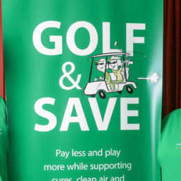Powell River golfers swing into savings while supporting the BC Lung Association