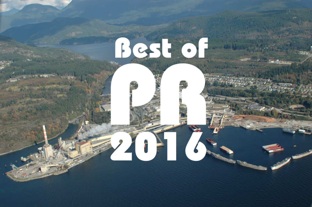 best of PR