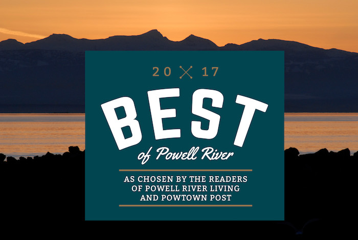 2017 Best of Powell River Awards