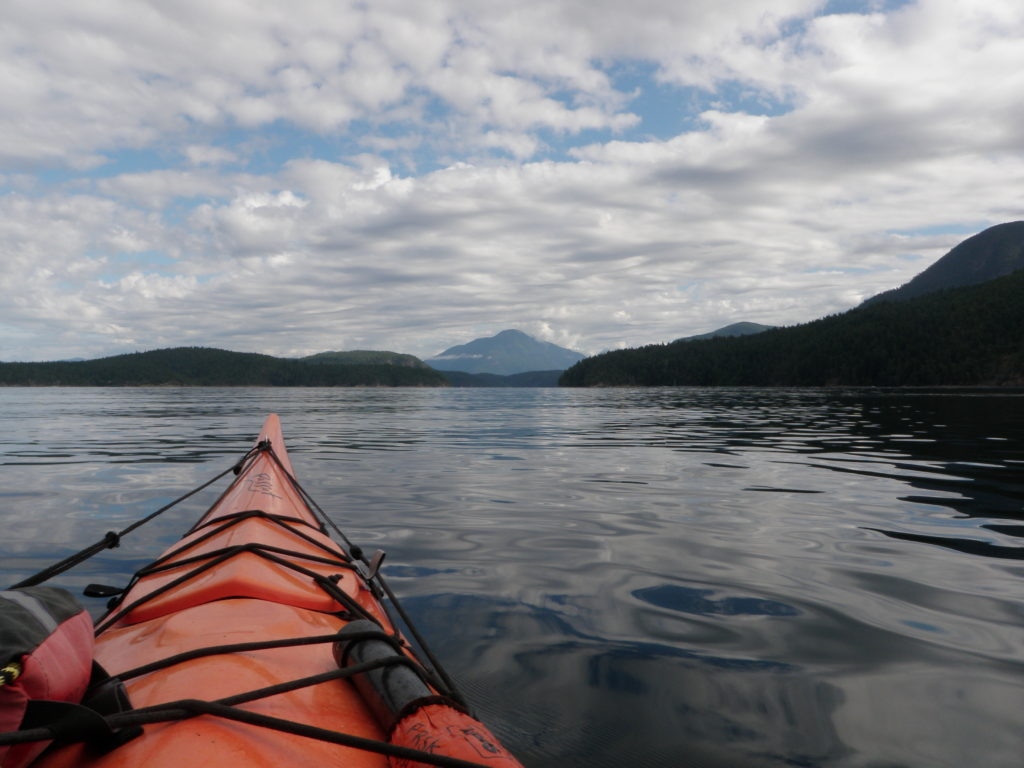 This could be you! In Desolation Sound