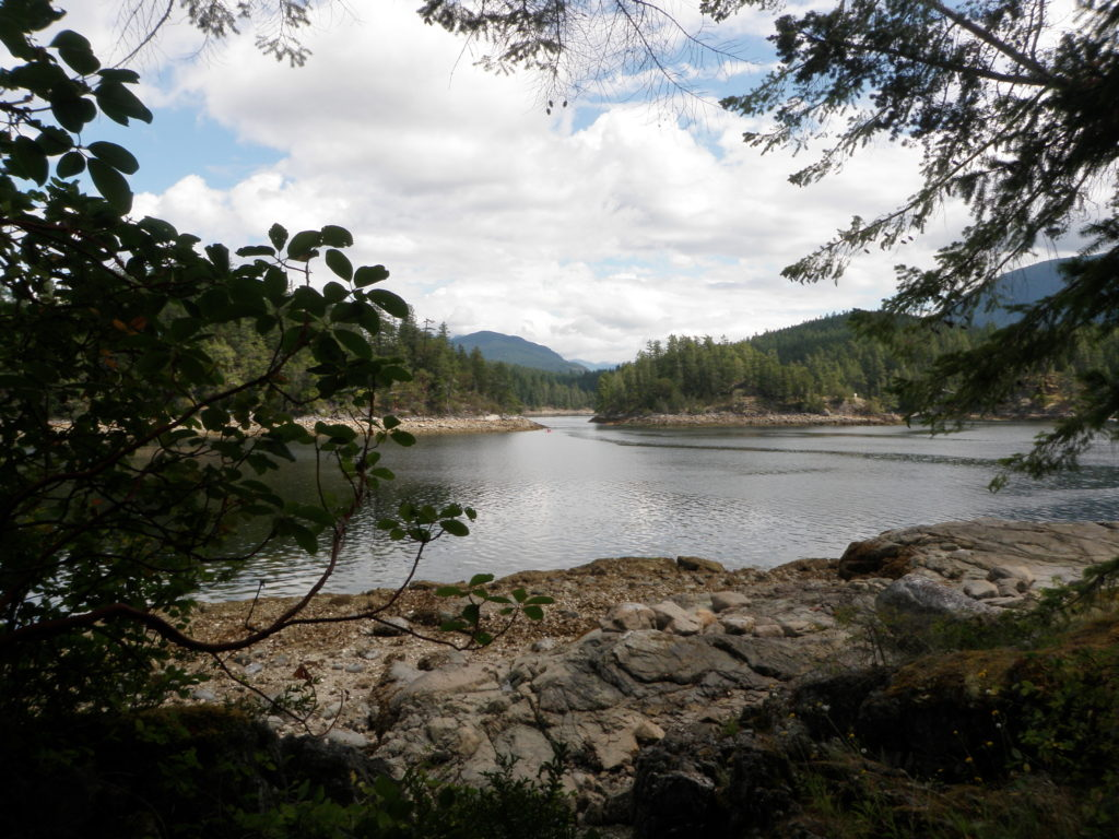 Desolation Sound: this is one of my happy places.