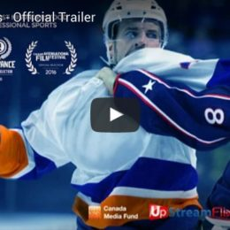 "Coming Soon: ""Ice Guardians,"" a Film About Hockey Enforcers, Directed by a Powell Riverite"