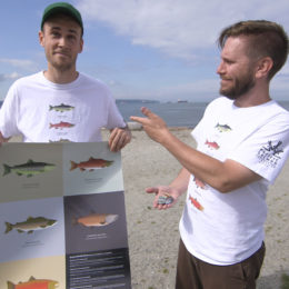 Support the Next Generation of Pacific Salmon Stewards