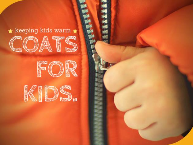 Coats for Kids Powell River