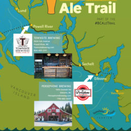 The beer up here – Powell River Craft Beer Fest coming soon