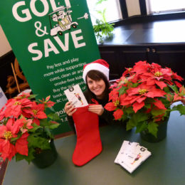Swing Into Great Savings this Christmas Season with BC Lung Association