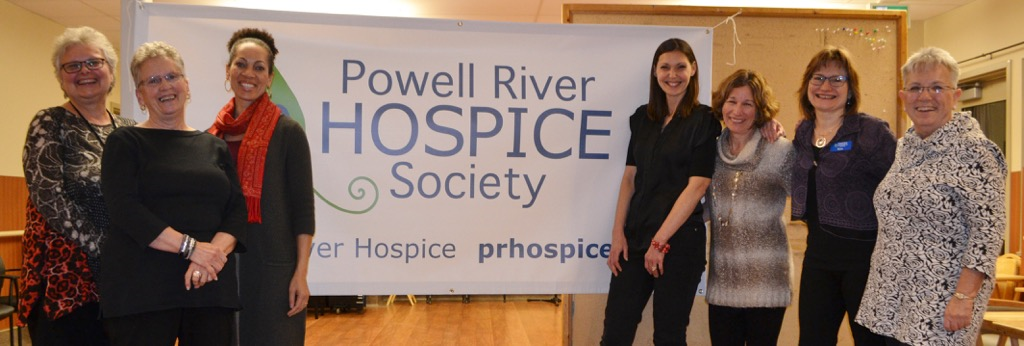 Powell River Hospice Society Board of Directors