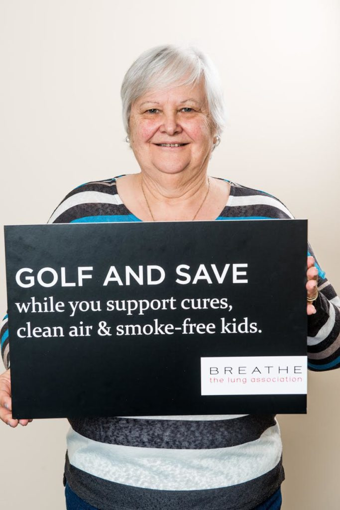 BC Lung Association Golf Savings Book