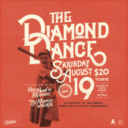 Don't miss the Diamond Dance… this Saturday!